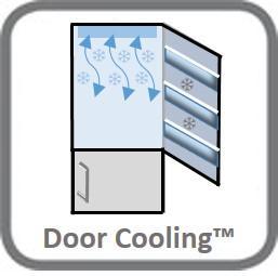 Door Cooling+™