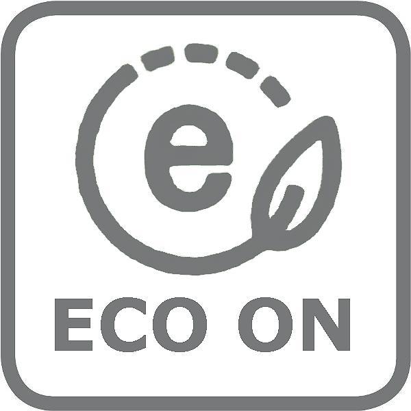 Eco On-Energiesparmodus