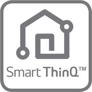 Smart ThinQ™: vernetzte Zukunft eingebaut