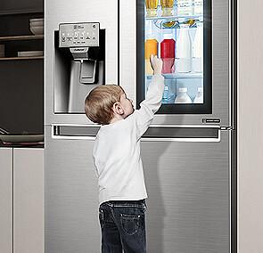 LG Kühlschränke