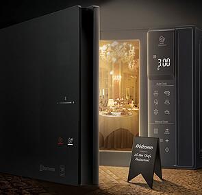 LG Mikrowellen